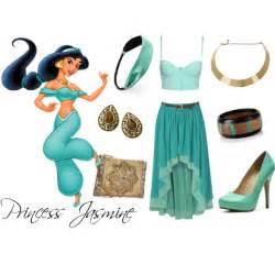 princess jasmine style polyvore