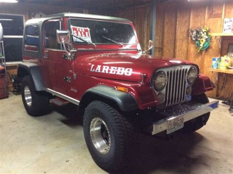 Jeeps For Sale In Mo Jeep 86 Cj7 For Sale Jeep Cj 1986 For Sale In