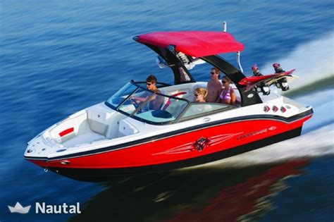boat xtreme rentals motorboat rent chaparral 244 xtreme in port pierre canto