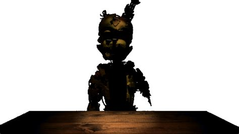 New Bersus Dsk 04 who will springtrap against five nights at
