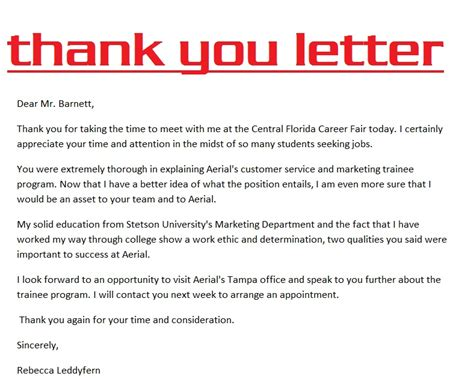 thank you letter sle business meeting thank you letter after meeting hr 28 images employment
