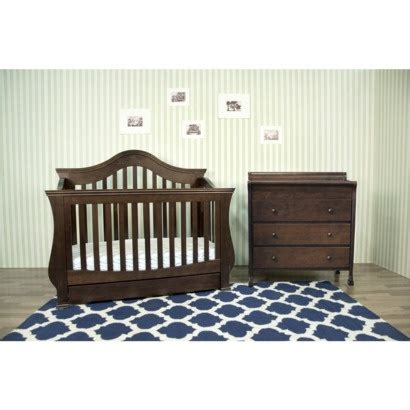 Million Dollar Baby Classic Ashbury 4 In 1 Convertible Crib Million Dollar Baby Ashbury 4 In 1 Convertible Crib Espresso