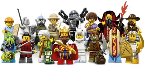 Sale Samurai Lego Minifigures Series 13 Bps301 series 13 complete set of 16 minifiguremaddness express shipping worldwide