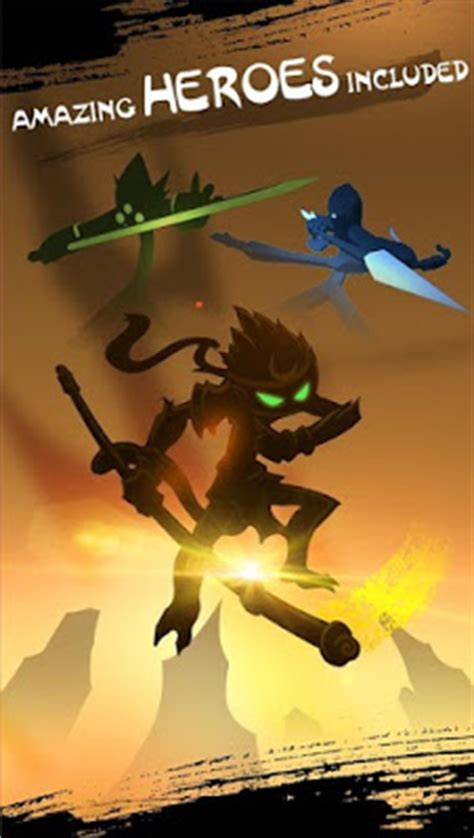 mod apk game league of stickman league of stickman apk mod android free download