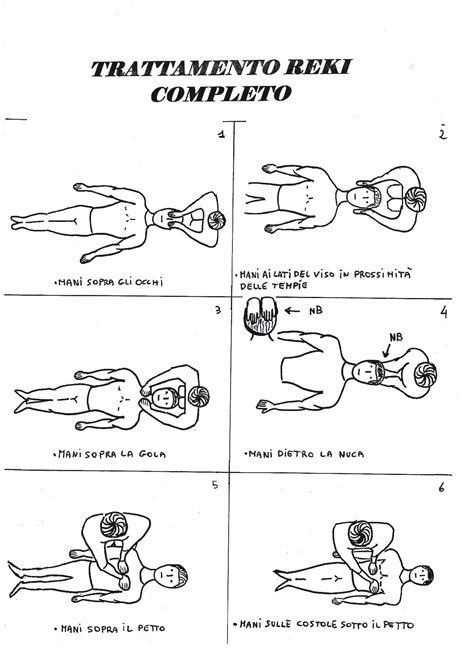 reiki posiciones  cabelo  pinterest massagem