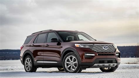 2020 Ford Explorer 1 by 2020 Ford Explorer Debuts With Rear Wheel Drive Platform