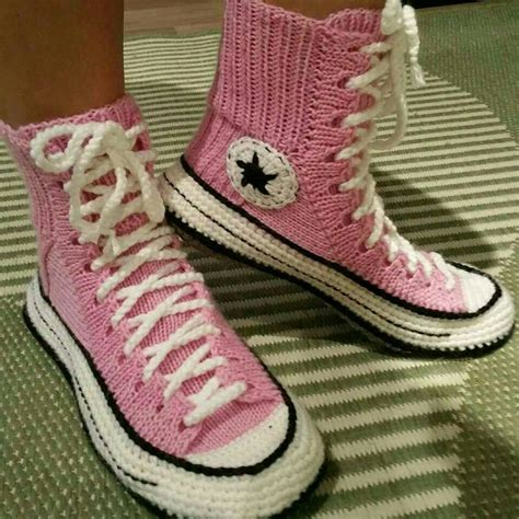 converse knitted slippers pattern photo of the day for saturday 05 november 2016 from