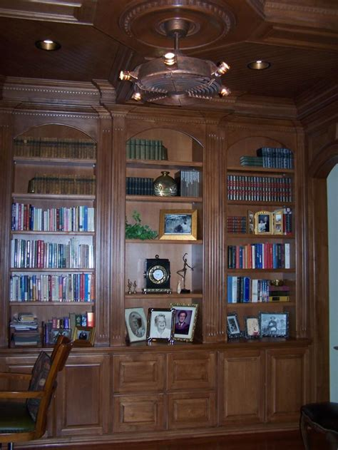 classic home library traditional home office library