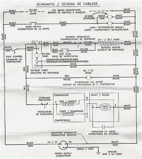 whirlpool refrigerators wiring diagrams whirlpool