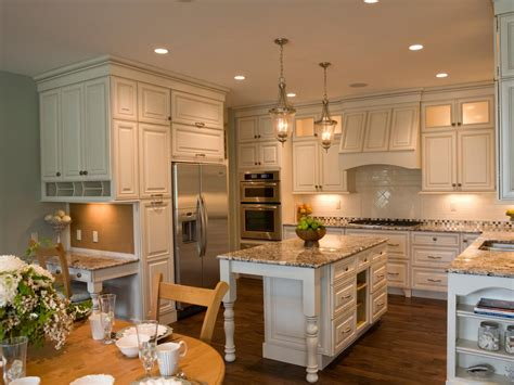 cottage style kitchen cabinets photos hgtv