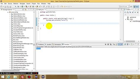 gui design tutorial java java gui tutorial 1 create a window with jframe set