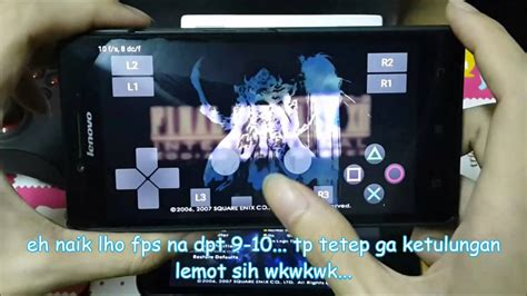 ps2 emulator for android ps2 on android part 2 emulator vs remote