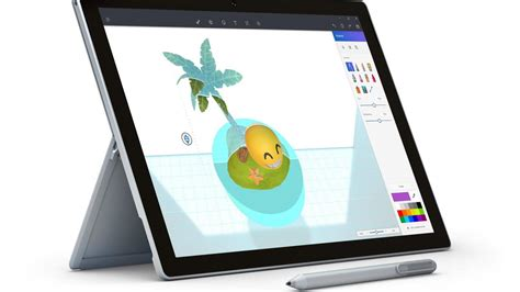 Microsoft Paint 3d Review Rating Pcmag Com | microsoft paint 3d photo editing reviews and price