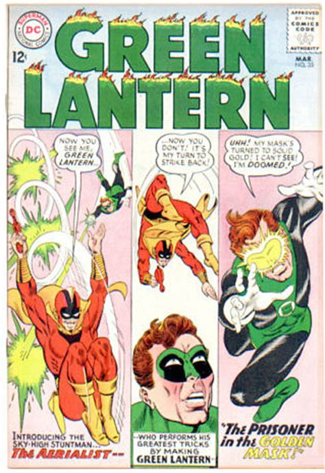 almost odis my preppy with my books tvparty fantastic 1960s green lantern comics covers
