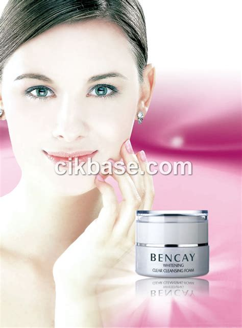 design poster cosmetic cosmetics beauty model advertising poster design template