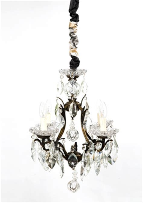 Chandelier Chain Cover Handmade Chain Covers For Your Antique Chandelier Easier
