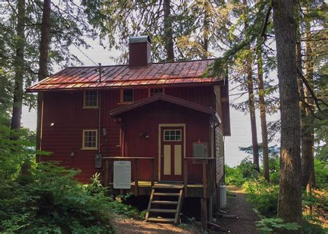 Cabins In Juneau by Historic Juneau Park Becomes An Oasis For Alaska Artists