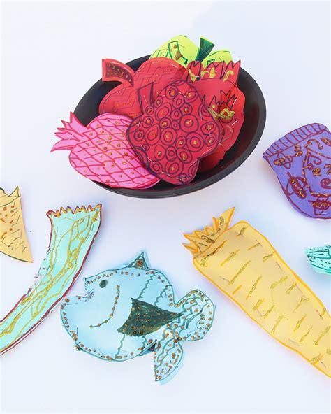 rosh hashanah crafts rosh hashana new year crafts activities