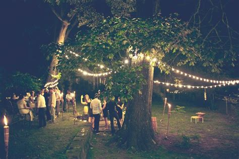 backyard string lights backyard pinterest