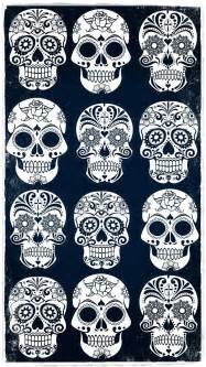 Bathroom Tub Decorating Ideas by 1000 Ideas About Sugar Skull Wallpaper On Pinterest