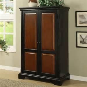 riverside bridgeport computer armoire traditional