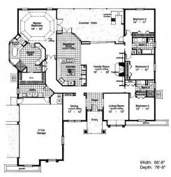 Standard 3 Bedroom House Size by 47 Best House Plans Images On Bath Baths