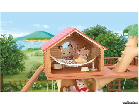 calico critters tree house top calico critter tree house secrets irkincat com