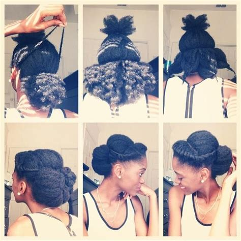 how to control afro style hair 7 steps with pictures 381 best images about african american wedding hair on