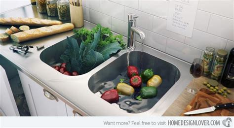 different types of kitchen sinks how to choose the right kitchen home design lover