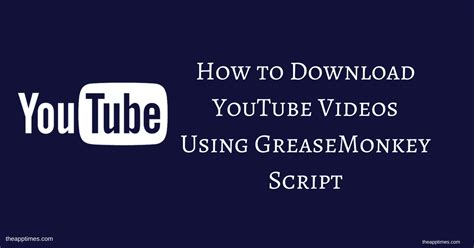 download mp3 from youtube greasemonkey greasemonkey youtube