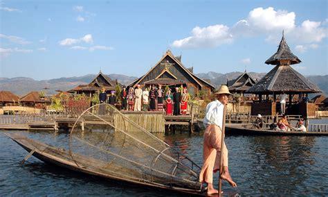 boat party yangon myanmar spirit tour to golden rock inle lake mandalay