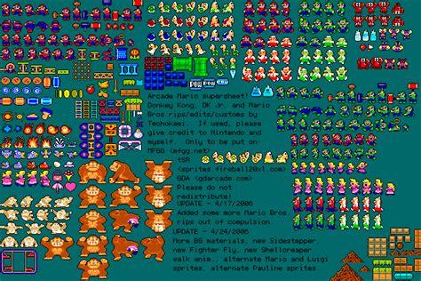 Kaos Mario Bros 31 Oceanseven custom edited mario customs mario arcade the