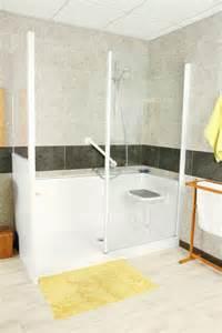 une salle de bain pour les seniors consoroom