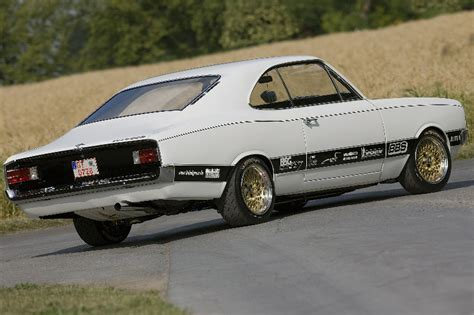 opel rekord tuning pirelli tuning award opel rekord c fastback coupe von
