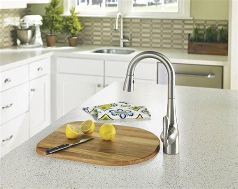 arbor kitchen faucet moen 7594srs arbor single handle pull kitchen