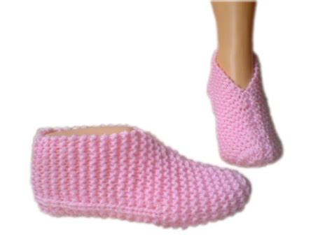 pattern for making socks pattern for kids knitted slippers free knitting pattern