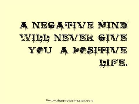 quotes about quote about being positive on