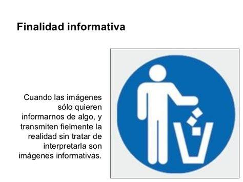 las imagenes informativas el lenguaje visual