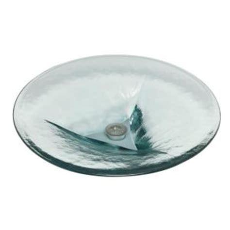 kohler spun glass vessel kohler facet spun glass vessel in ice discontinued k