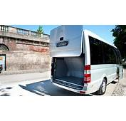 Noleggio Con Conducente Mercedes Sprinter 315 Luxury 8 Posti