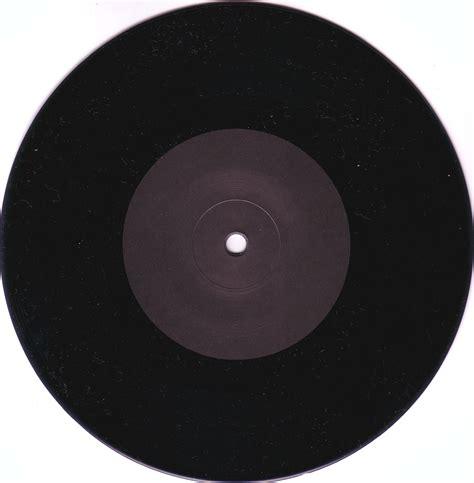 Blank Vinyl Record Labels