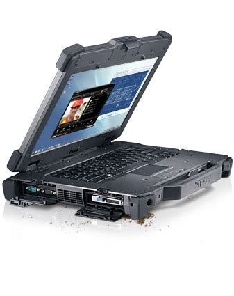 Latitude E6420 Xfr Fully Rugged Laptop by Dell Latitude E6420 Xfr Specs Fully Rugged Laptop