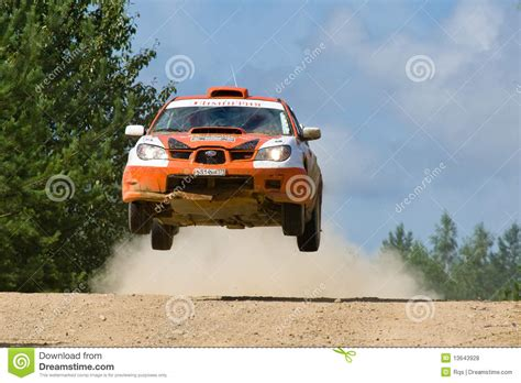 orange subaru impreza blue subaru rally car cartoon vector cartoondealer com