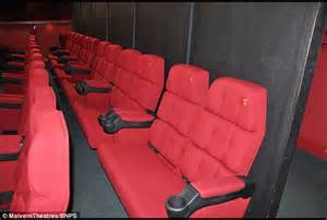 Or Event Cinemas Worcestershire S Malvern Cinema To Replace Seats Because Of Our Expanding Bottoms Daily Mail
