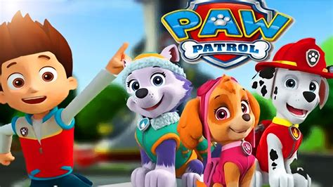 Home Decor With Lights by Paw Patrol Free Download 1920 215 1080 Paw Patrol Pictures