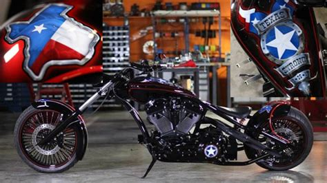 Occ Motorrad by Orange County Choppers To Auction Custom Strong Bike