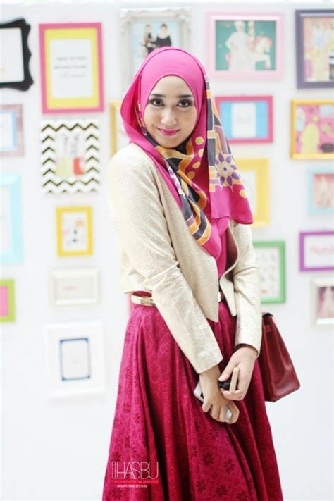 tutorial jilbab simple dian pelangi 1000 images about simple and cute hijab on pinterest