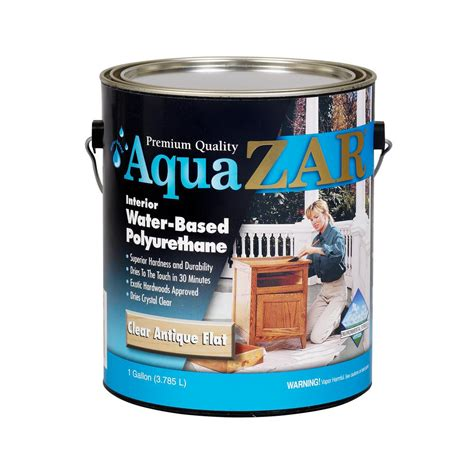 1 gal clear satin water based polyurethane for floors varathane 1 gal clear semi gloss water based floor