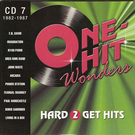 7 Tips On That Will Get Hits by One Hit Wonders 160 Original 2 Get Hits 1960 1993