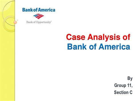 Bank Of America Mba by Bank Of America